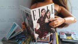 Журналы для Барби