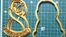 ′8 березня′ Форма для печива та пряників