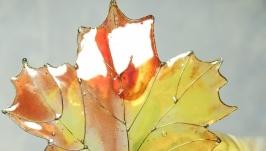 Брошь-игла ′Осенняя симфония′