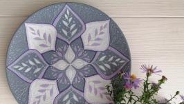 ′Нежность′ декоративная тарелка