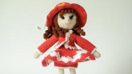 Кукла Кудряшка Сью