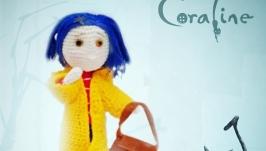Коллекция авторских кукол-персонажей мультфильма Коралина в стране кошмаров