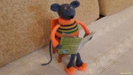мышь читающий