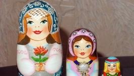 Матрёшка ′Аленький цветочек′
