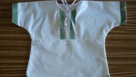 Рубашка крестильная РК-7
