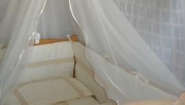 Комплект в кровать ′Ванильное небо′ (10 предметов)