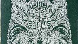 Обложка на паспорт ′Логово зверя′