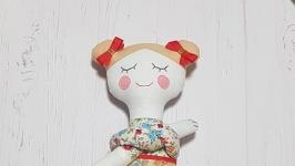 Кукла сплюшка Даринка