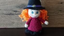 Ведьма Хеллоуин декор
