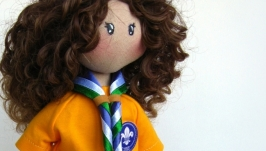 Куколка по фото, на заказ
