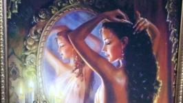 Гобеленовые картины в раме