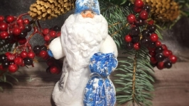 Дед Мороз на елку