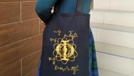 Еко-сумка Фізика від Richelieu Studio LO