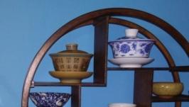Полка-Этажерка в китайском стиле.