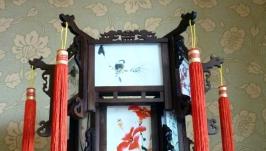 Китайский Фонарь Настенный