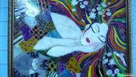 Витраж ′Дивный сон′