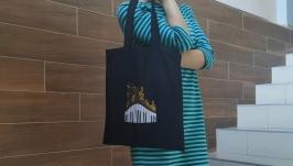 Еко-сумка Музика від Richelieu Studio LO