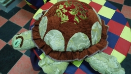Декоративная подушка ′Черепашка′