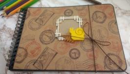 Скетчбук (блокнот для рисования)
