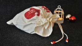 Еко-торбинка, Мішечок з льону