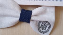 Краватка метелик Тризубець
