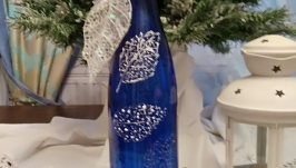 бутылка ′Первый снег′