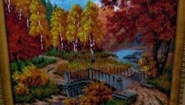 Картина ′Золотая осень′