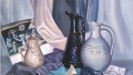 Картина Натюрморт маслом