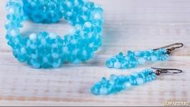 серьги Azzurro