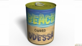 Canned Beach Odessa - Консервированный Пляж Одессы