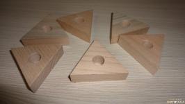 Заготовка для кулона Треугольник