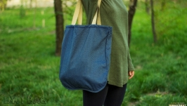 Эко сумка - шоппер ′Двухсторонняя′