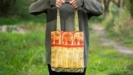 Эко сумка - шоппер ′Индия′