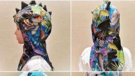 Шапка шлем для мальчика зимняя
