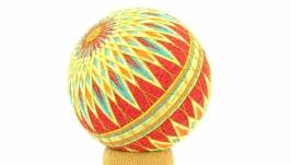 Темарі ′Різнобарвні пелюстки′