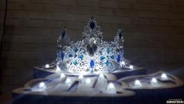 Царская корона для настоящих леди.