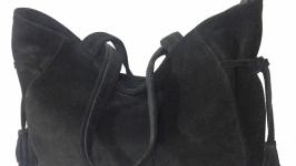Замшевая сумка ′G-3′