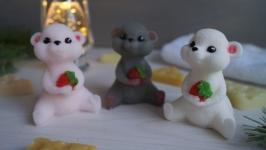Мыло Мышка Лили