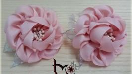 Резиночки с розами