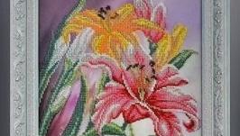 Роскошные лилии