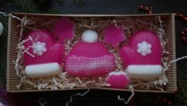 Набор мыла ′Связанная зима′