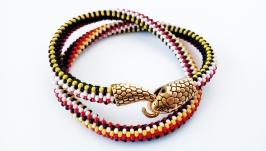 Жгут Змейка разноцветный