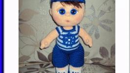 Мастер-класс наряда для куклы ′МОРЯЧОК′