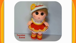 Мастер-класс наряда для куклы ′ПАПИНА ЯГОДКА′