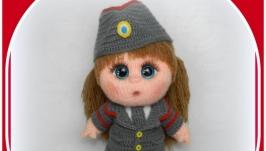 Мастер-класс наряда для куклы ′ДЕВОЧКА - ПОЛИЦЕЙСКИЙ′