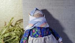 Интерьерная кукла Баба Нюша