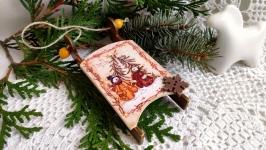 Серія санчат ′Сніговички′ Faith (Віра).