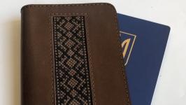 Обкладинка на паспорт, обкладинка, обложка на паспорт, обложка
