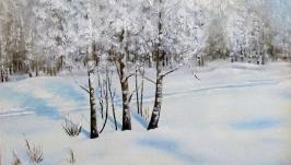Зима в Тальменке