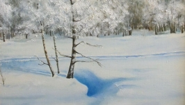Зима в Тальменке 2